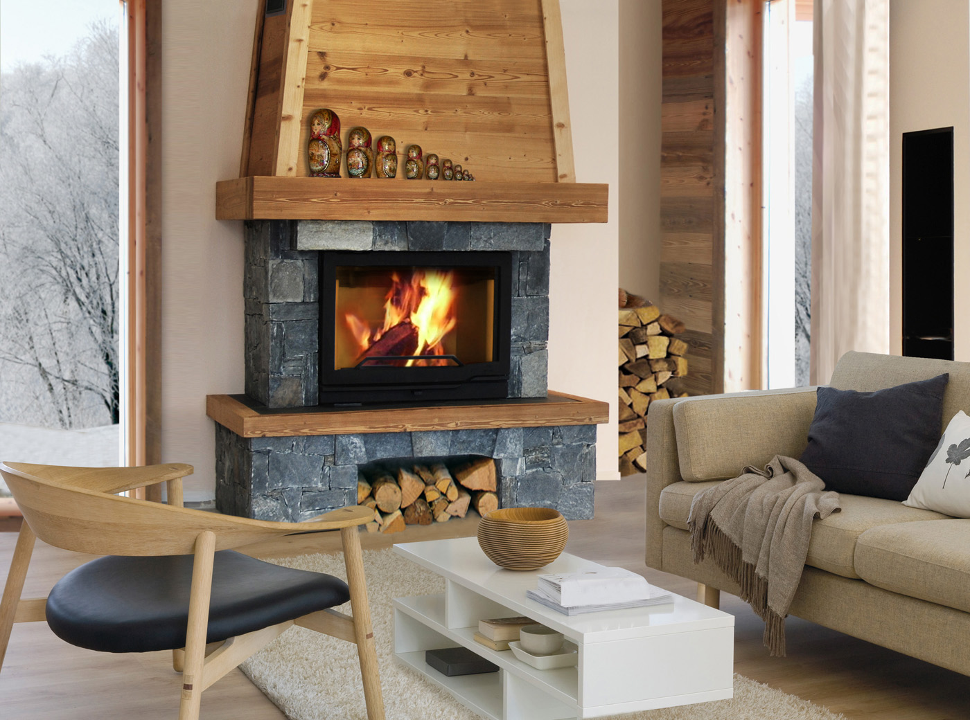 inserts jotul scan ils combattent le froid pour votre confort. Black Bedroom Furniture Sets. Home Design Ideas