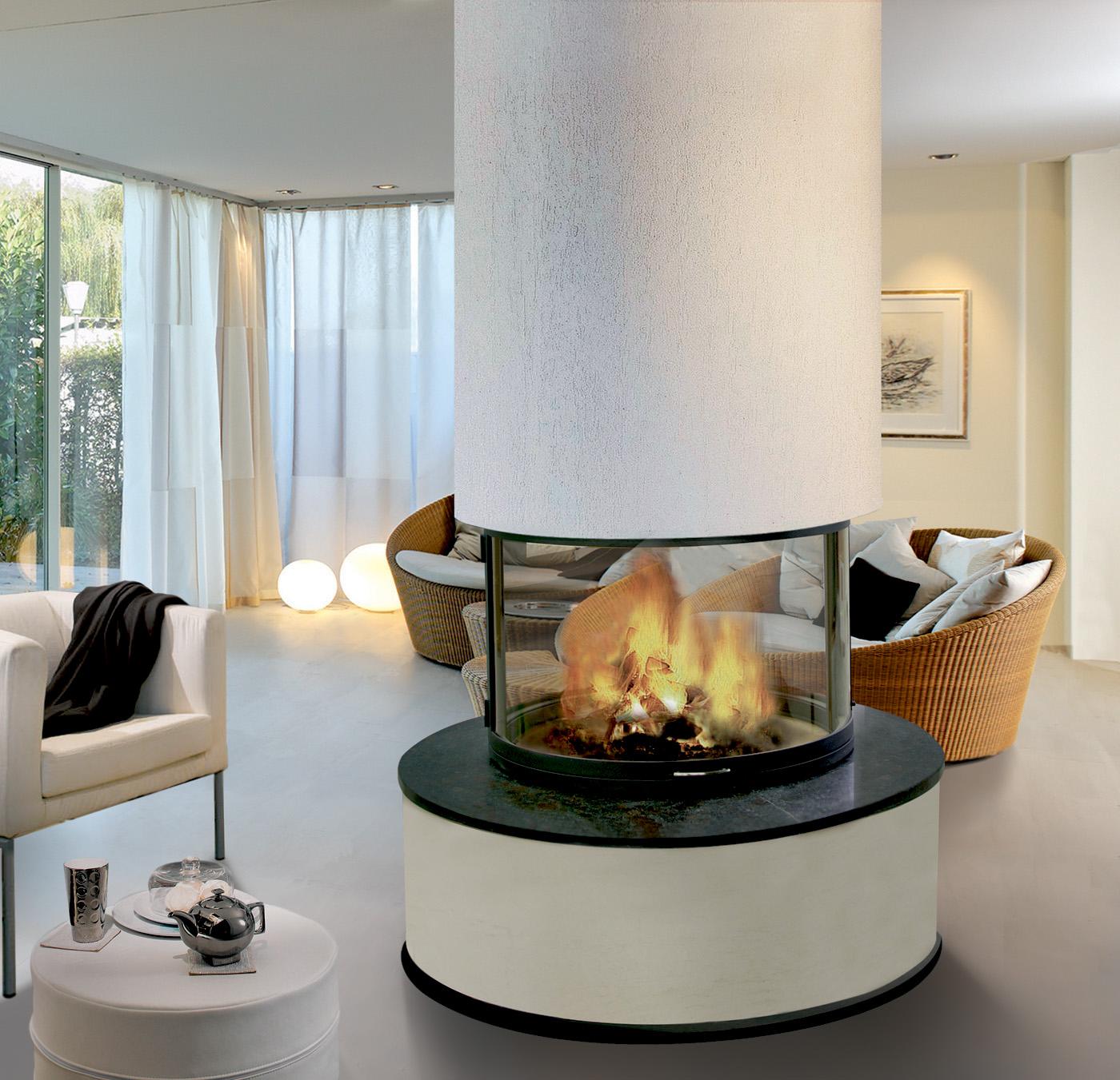 Chemin e en savoie is re et haute savoie atre et loisirs votre expert - Modele cheminee moderne ...