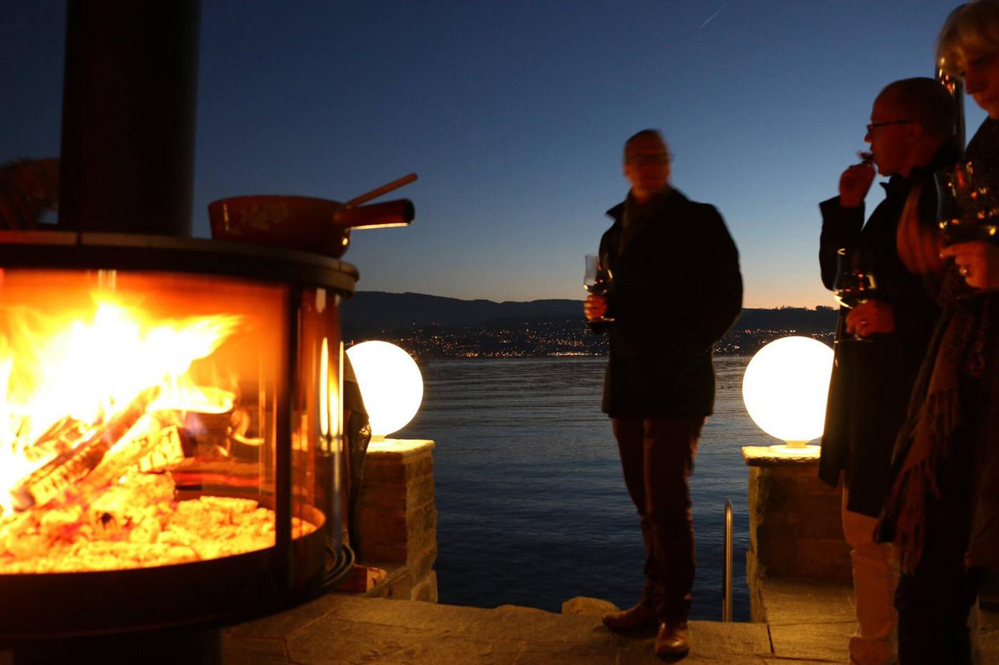 Cheminees D Exterieur Barbecue Four A Pain Ils Sont Chez Atre Et