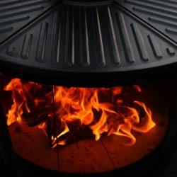 Barbecue plancha cheminée extérieur Atre et Loisirs Savoie Isère