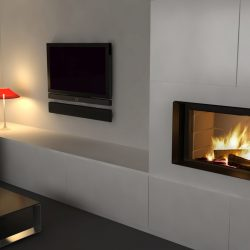 cheminée moderne format 16 9 foyer stuv 21105 atre et loisirs