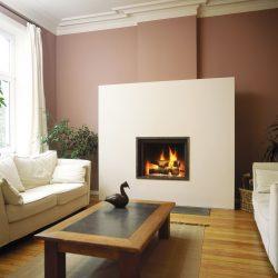 cheminé moderne blanchet insert stuv 2185 atre et loisirs