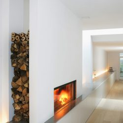 cheminée moderne foyer stuv 21125 atre et loisirs