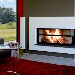 cheminée moderne foyer ruegg 720 modèle tobago atre et loisirs