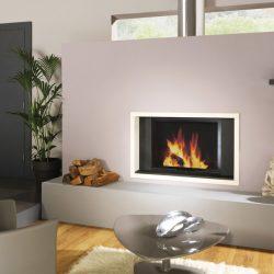 cheminée foyer atra atraflam 780 atre et loisirs Grenoble Échirolles Comboire