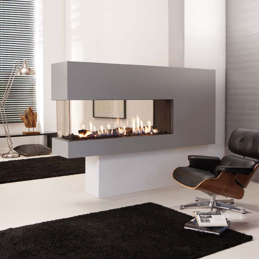 cheminee au gaz contemporaine ew79 montrealeast. Black Bedroom Furniture Sets. Home Design Ideas