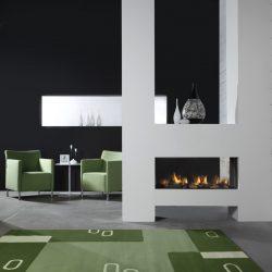 cheminée au gaz ventouse installation atre et loisirs Grenoble Chambery Albertville Annecy