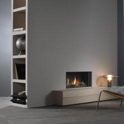 cheminée a gaz appartement Atre et Loisirs Chambéry Albertville Aix-les-Bains Savoie 73