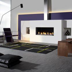 cheminée à gaz design atre et loisirs Chambéry Albertville Aix-les-Bains Savoie 73