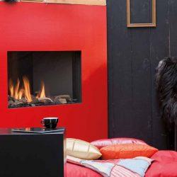 Foyer à gaz Solution prémium Cheminée gae de ville Atre et Loisirs et loisirs