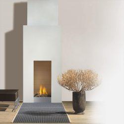 Cheminée foyers insert à gaz Straight sans cadre - Faber Atre et Loisirs Savoie 73 Isère 38 Haute-Savoie 74