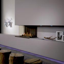 cheminée foyer insert à gaz triple M - Faber Atre et Loisirs Savoie Haute-Savoie Isère