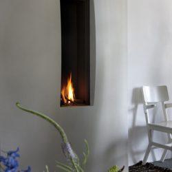 cheminée gaz appartement Stuv Tulp Installation entretien Atre et Loisirs Grenoble Chambéry