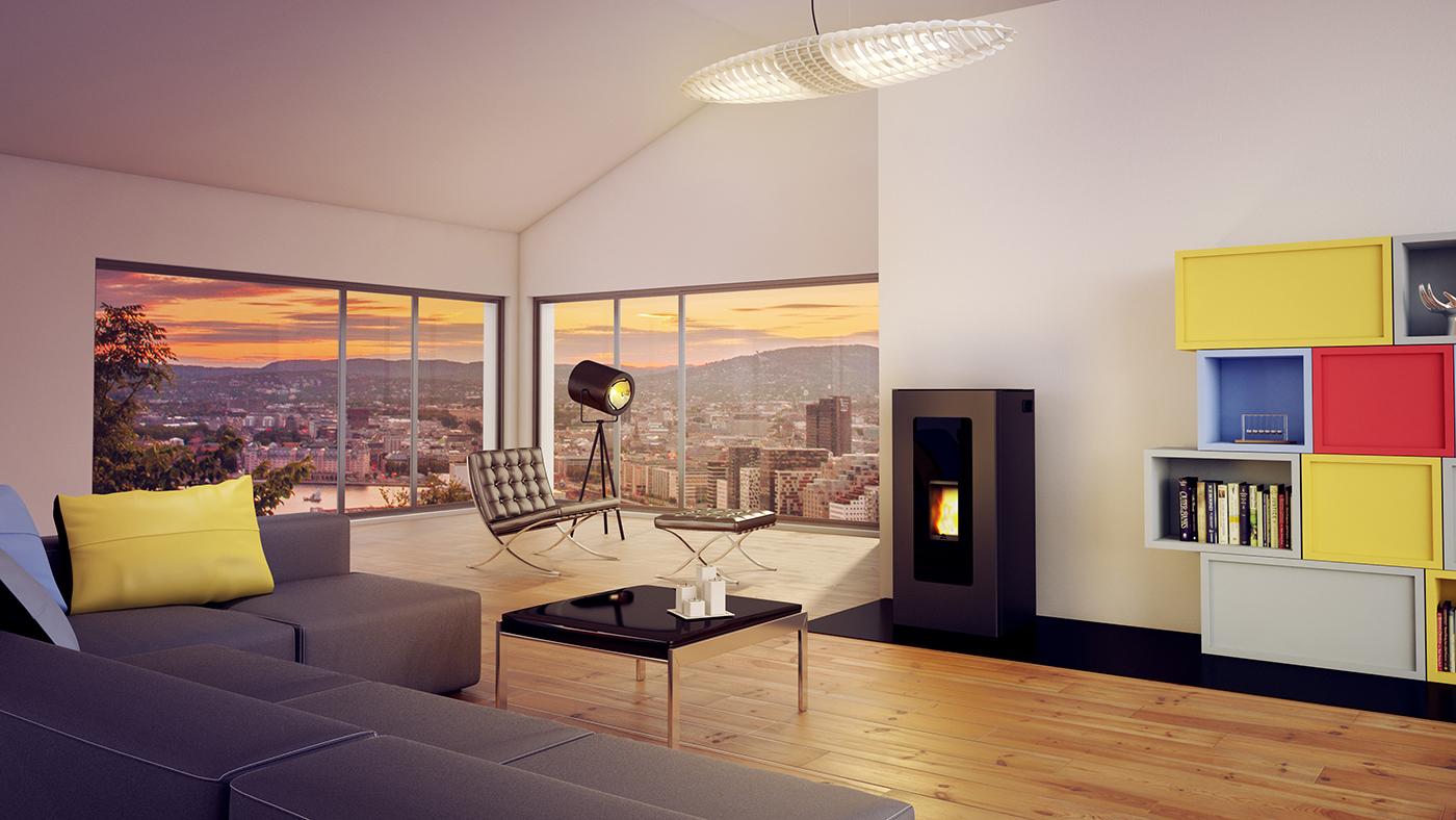 les po les granul s jotul sont chez atre et loisirs. Black Bedroom Furniture Sets. Home Design Ideas
