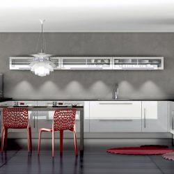 cuisine grise, cuisine moderne, cuisine design, cuisine Atre et Loisirs, cuisine Chambéry, Cuisine Montmélian, cuisine Arbin, cuisine albertville, cuisine beton ciré
