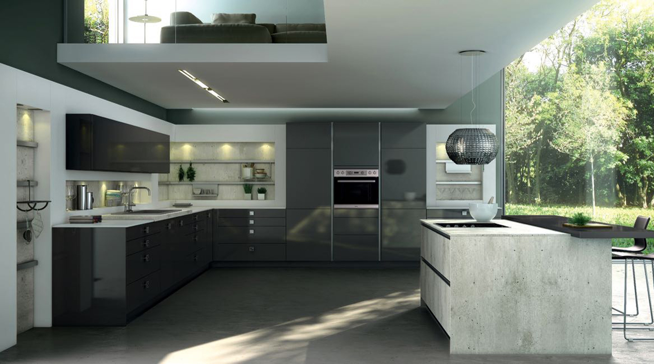 comment organiser sa cuisine atre loisirs. Black Bedroom Furniture Sets. Home Design Ideas