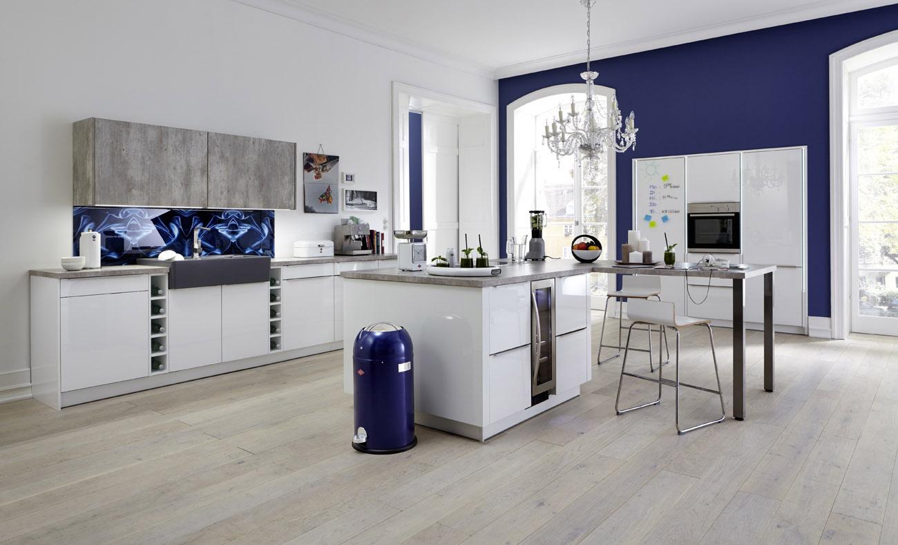 Cuisines stormer la qualit et le design allemand chez for Epi cuisine collective
