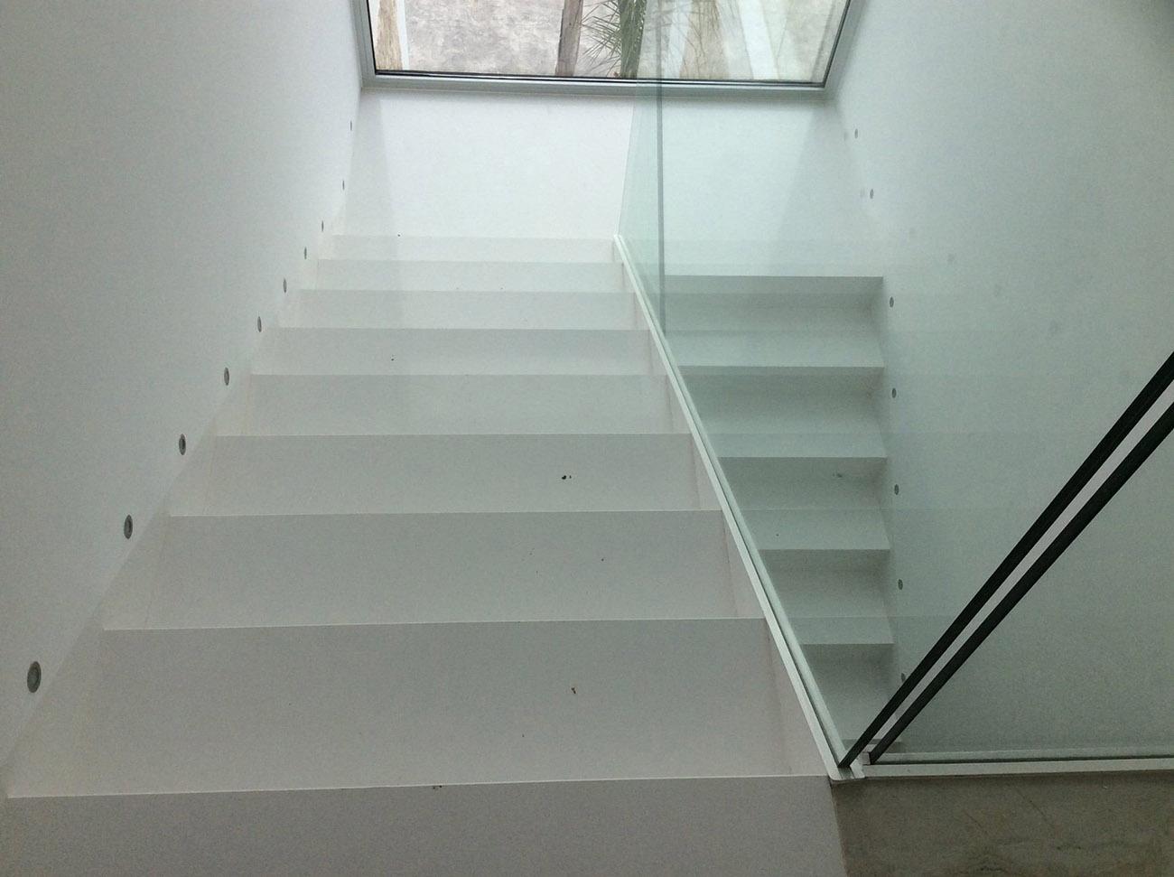 Escalier Interieur Maison Moderne marbrerie intérieur : la déco en pierre dans la maison