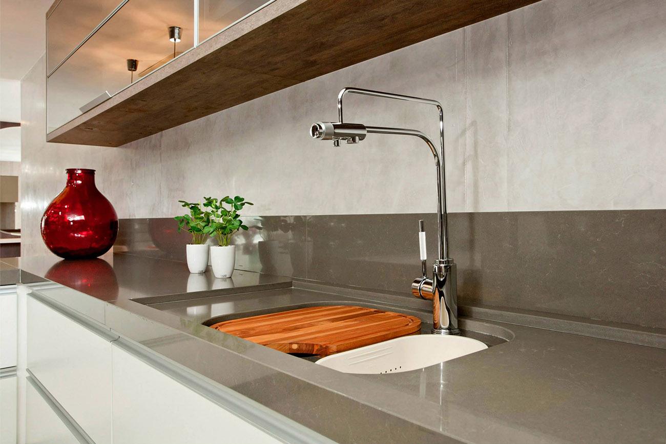 plan de travail quartz beige maron atre et loisirs marbrerie alpes lman marbrerie savoie with. Black Bedroom Furniture Sets. Home Design Ideas