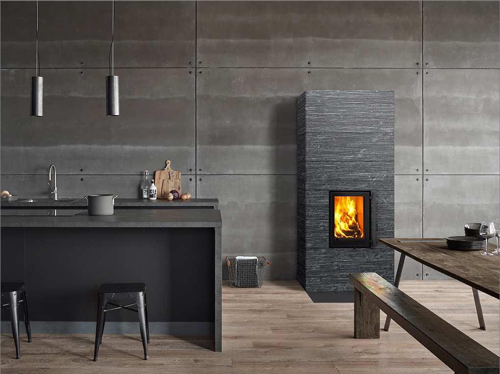 po les granul s tulikivi granul s et bois 100 sans. Black Bedroom Furniture Sets. Home Design Ideas