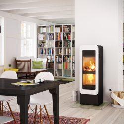 poele a bois attika bionic fire Atre et loisirs installation Grenoble Chambery Albertville