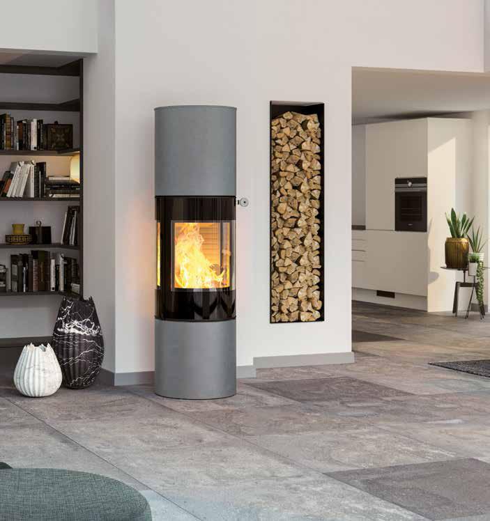 poêles attika : la culture du feu, les performances et le design