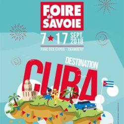 Atre et loisirs à la foire de Savoie du 7 au 17 septembre 2018 Chambéry Savoie 73
