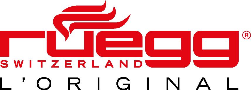 logo inserts et cheminée Ruegg par Atre et Loisirs, cheminées et inserts Savoie Isère et Haute-Savoie
