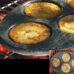 BINI pierre à crêpes Pour cuir des crêpes sur une cuisinière ou dans un four … la pierre à crêpes BLINI. La cuisson avec de la stéatite est plus saine car elle utilise peu de matières grasses. Dimensions principales du produit mm: 196 x 294 x 15 - Poids de la pierre kg: 1,52 - Pièce / paquet: 1