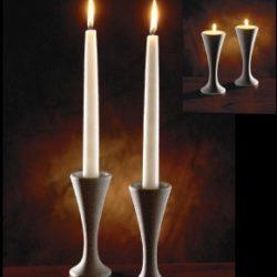 OODI : chandeliers - 2 pièces dans une boîte - Dimensions du produit: 53 x 132 mm – vendu sans bougie.